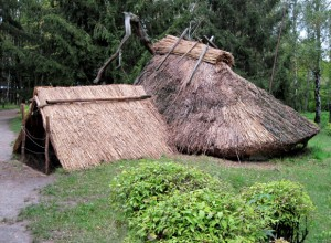 B15 3 Cherniakhiv culture dwelling