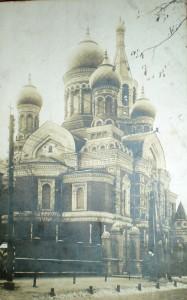 Трьохсвятительська (Гольдберівська) церква на Москалівці (Харків) у першій половині ХХ ст