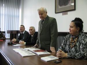 Презеентація антологій в Каразінському ніверситеті