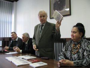 ФОТО 2 Презентація українсько-польської антології