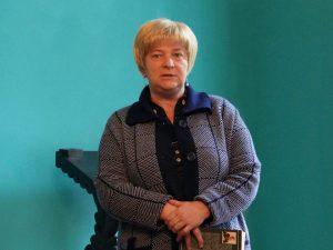1. Світлана Костюк