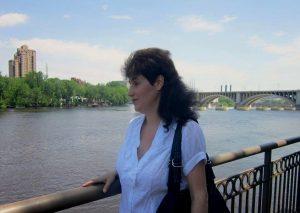 ФОТО 6 над річкою